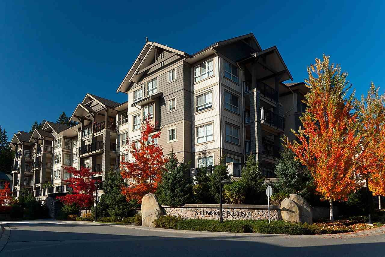 Main Photo: 402 2958 WHISPER WAY in : Westwood Plateau Condo for sale : MLS®# R2139979