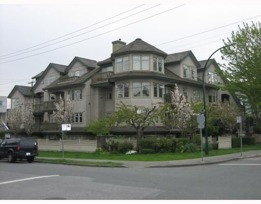 "Main Photo: 302 1989 W 1ST Avenue in Vancouver: Kitsilano Condo for sale in ""MAPLE COURT"" (Vancouver West)  : MLS®# V708306"