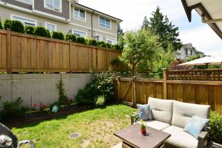 """Photo 17: 12 2979 156 Street in Surrey: Grandview Surrey Townhouse for sale in """"ENCLAVE"""" (South Surrey White Rock)  : MLS®# R2076541"""
