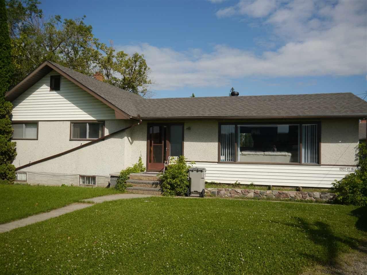 Main Photo: 4907&4911 47th Avenue: Stony Plain House for sale : MLS®# E4186492