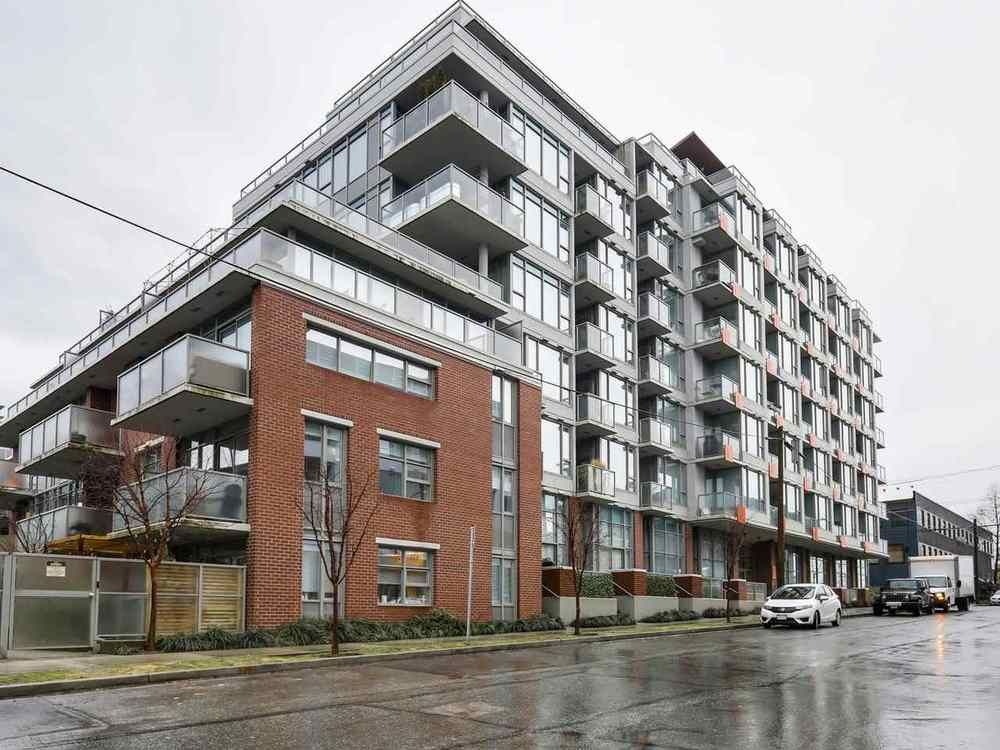 Main Photo: 816 250 6TH AVENUE in Vancouver East: Mount Pleasant VE Home for sale ()  : MLS®# R2132041
