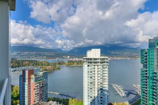 "Photo 30: 3501 1111 W PENDER Street in Vancouver: Coal Harbour Condo for sale in ""THE VANTAGE"" (Vancouver West)  : MLS®# R2544257"