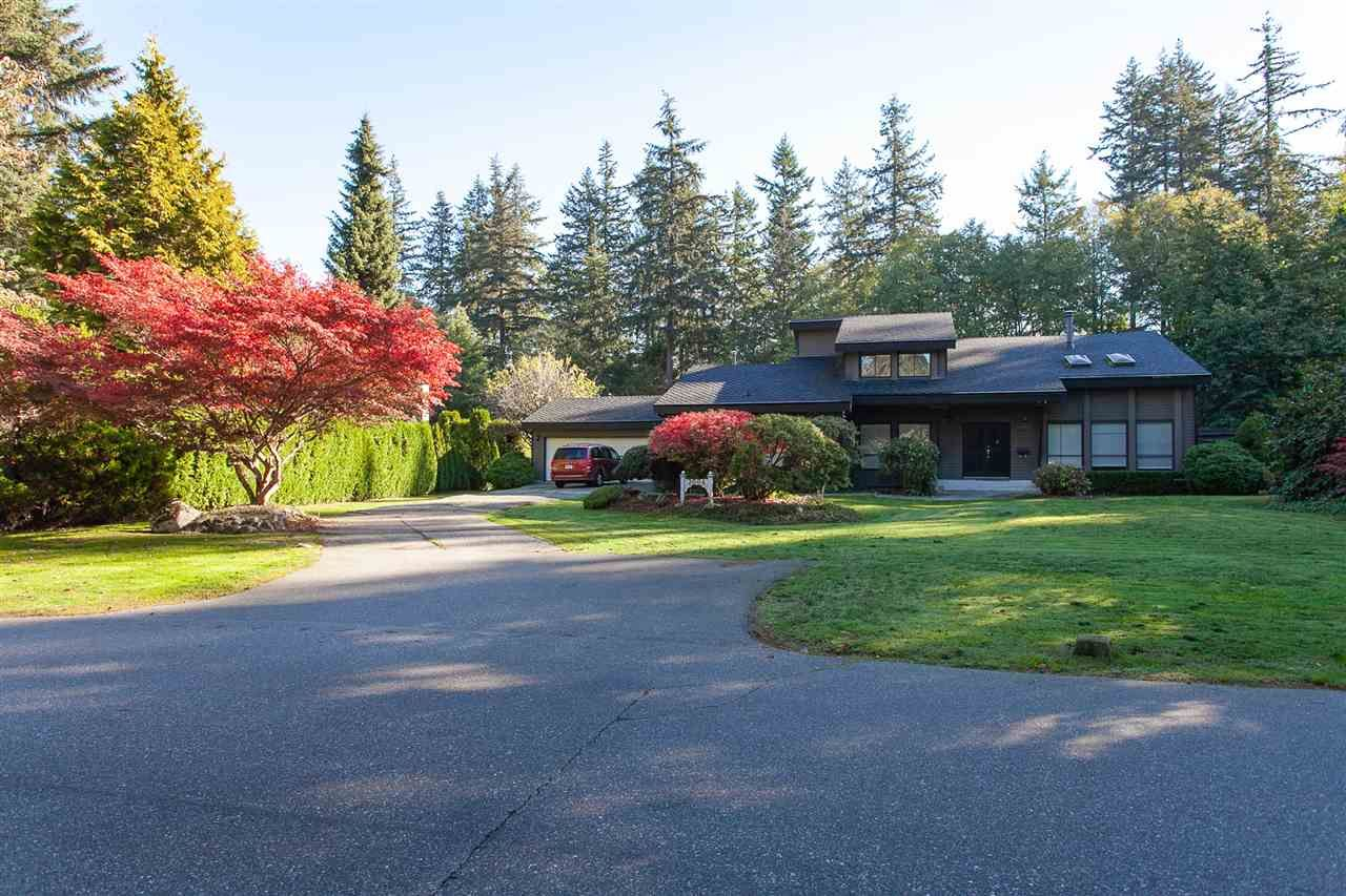 """Main Photo: 2694 141 Street in Surrey: Sunnyside Park Surrey House for sale in """"WOODSHIRE PARK"""" (South Surrey White Rock)  : MLS®# R2476300"""