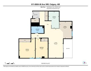 Photo 28: 611 8604 48 Avenue NW in Calgary: Bowness Apartment for sale : MLS®# A1107352