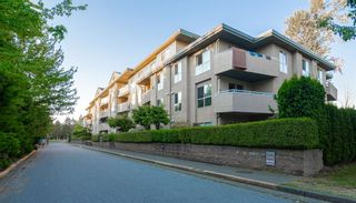 """Photo 1: 210 13780 76 Avenue in Surrey: East Newton Condo for sale in """"Earls Court"""" : MLS®# R2596740"""
