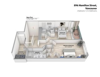 Photo 32: 896 HAMILTON Street in Vancouver: Downtown VW Townhouse for sale (Vancouver West)  : MLS®# R2621491