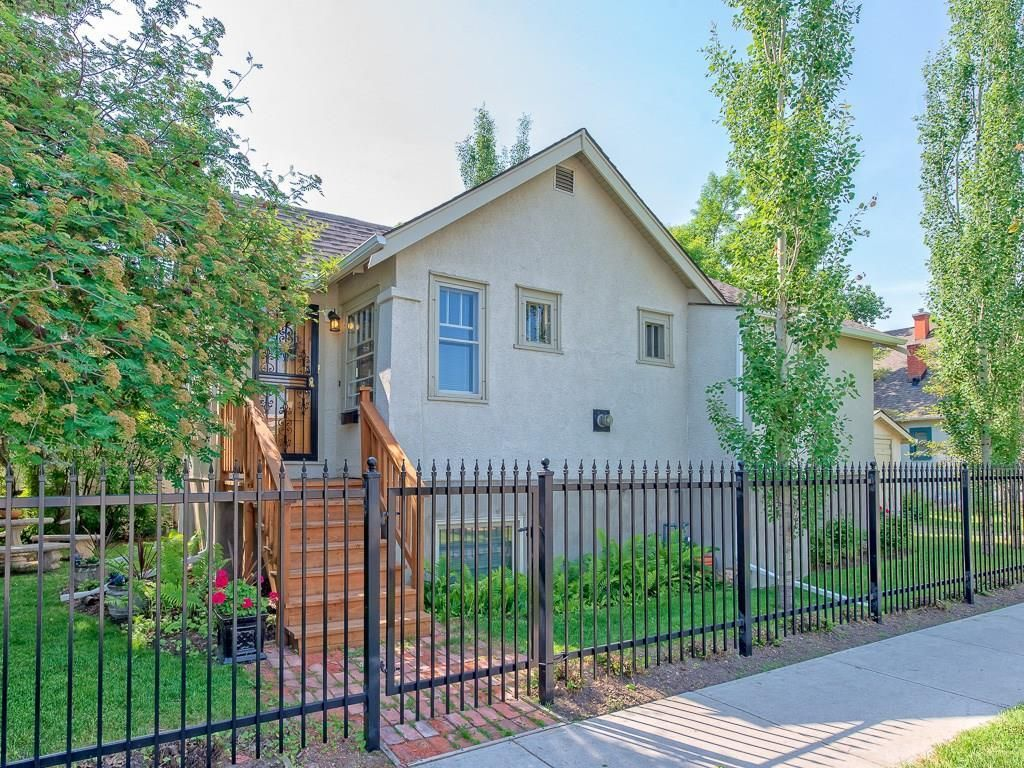 Main Photo: 117 7 Street NW in Calgary: Sunnyside Detached for sale : MLS®# C4189648