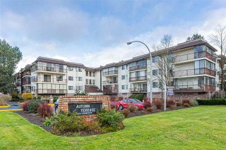 """Photo 1: 103 2414 CHURCH Street in Abbotsford: Abbotsford West Condo for sale in """"Autumn Terrace"""" : MLS®# R2520474"""