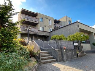 """Photo 1: 217 836 TWELFTH Street in New Westminster: West End NW Condo for sale in """"London Place"""" : MLS®# R2624744"""