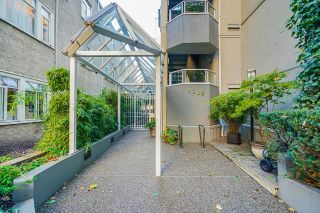 Photo 2: 105 1220 BARCLAY Street in Vancouver: West End VW Condo for sale (Vancouver West)  : MLS®# R2619630