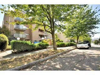 "Photo 1: 103 1864 FRANCES Street in Vancouver: Hastings Condo for sale in ""Landview Place"" (Vancouver East)  : MLS®# V1029656"