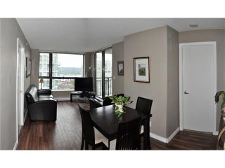 """Photo 2: 1107 833 AGNES Street in New Westminster: Downtown NW Condo for sale in """"THE NEWS"""" : MLS®# V855240"""