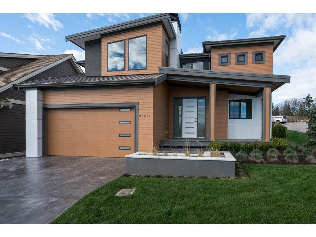 Main Photo: 35417 EAGLE SUMMIT Drive in Abbotsford: Abbotsford East House for sale : MLS®# R2097636