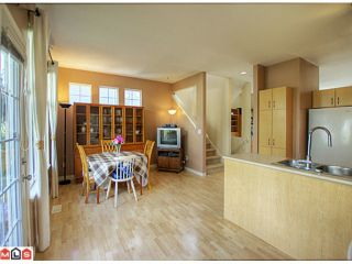 """Photo 7: 28 14959 58TH Avenue in Surrey: Sullivan Station Townhouse for sale in """"SKYLANDS"""" : MLS®# F1210484"""