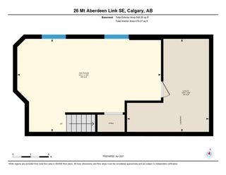 Photo 38: 26 Mt Aberdeen Link SE in Calgary: McKenzie Lake Detached for sale : MLS®# A1095540
