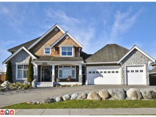 "Photo 1: 3337 164A Street in Surrey: Morgan Creek House for sale in ""Morgan Creek"" (South Surrey White Rock)  : MLS®# F1118770"