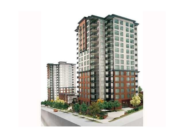 """Main Photo: 608 813 AGNES Street in New Westminster: Downtown NW Condo for sale in """"NEWS"""" : MLS®# V892925"""