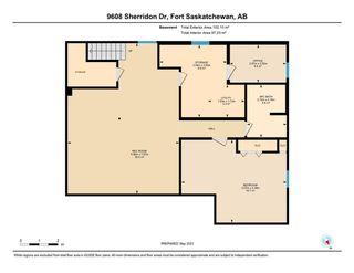 Photo 44: 9608 SHERRIDON Drive: Fort Saskatchewan House for sale : MLS®# E4242850
