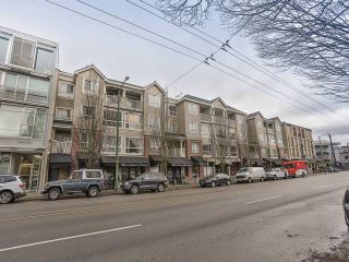 "Photo 1: 301 3333 W 4TH Avenue in Vancouver: Kitsilano Condo for sale in ""BLENHEIM TERRACE"" (Vancouver West)  : MLS®# V1050327"