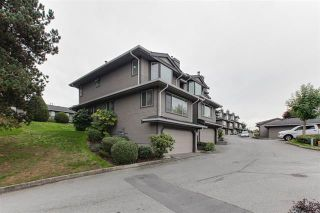 Photo 1: 136 1140 Castle Cres in Port Coquitlam: Citadel PQ Townhouse for sale : MLS®# R2312332