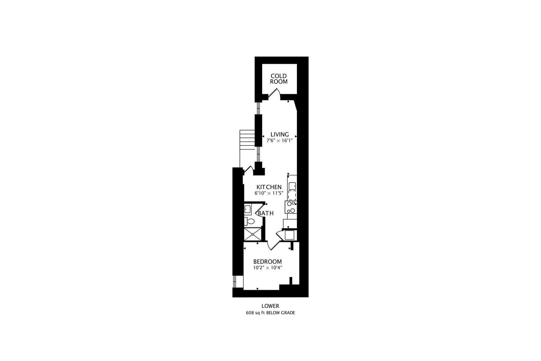 Photo 2: Photos: 501B Carlaw Avenue in Toronto: South Riverdale House (2 1/2 Storey) for lease (Toronto E01)  : MLS®# E4800704