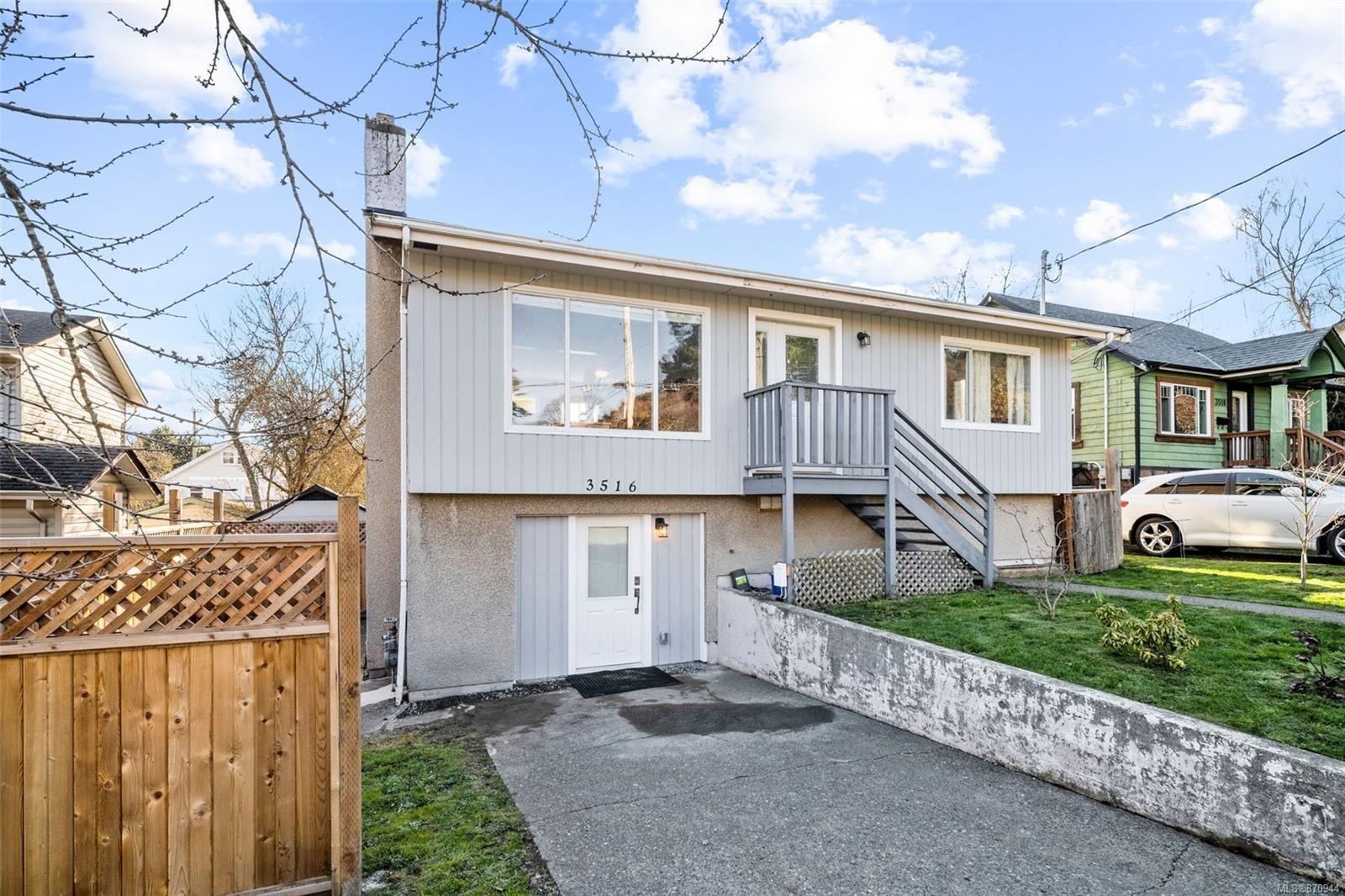 Main Photo: 3516 Calumet Ave in Saanich: SE Quadra House for sale (Saanich East)  : MLS®# 870944