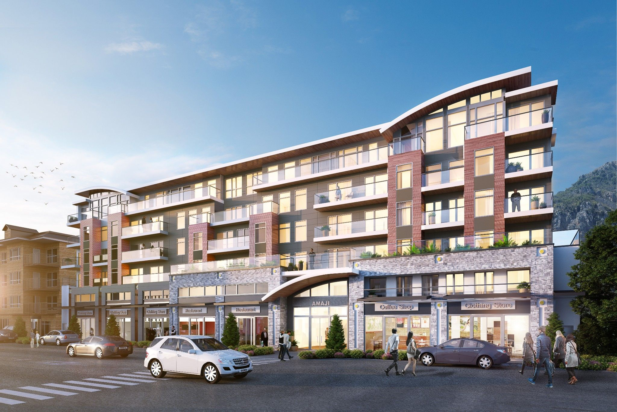 Main Photo: 1 38033 Second Avenue in Squamish: Downtown SQ Retail for sale or lease
