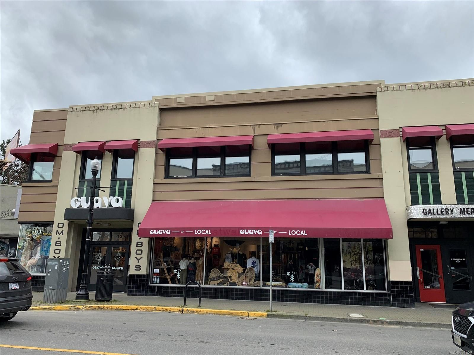 Main Photo: B 15 Commercial St in : Na Old City Mixed Use for lease (Nanaimo)  : MLS®# 881658