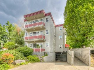 Main Photo: 306 1206 W 14 Avenue in Vancouver: Fairview VW Condo for sale (Vancouver West)  : MLS®# R2559565