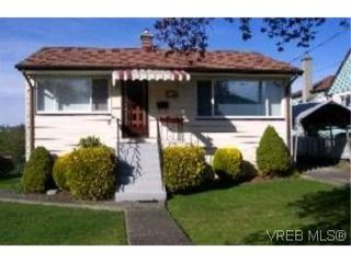 Photo 1:  in VICTORIA: Vi Fernwood House for sale (Victoria)  : MLS®# 392500
