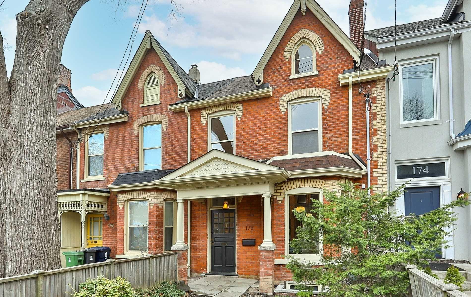 Main Photo: 172 Strachan Avenue in Toronto: Niagara House (2 1/2 Storey) for sale (Toronto C01)  : MLS®# C5192096