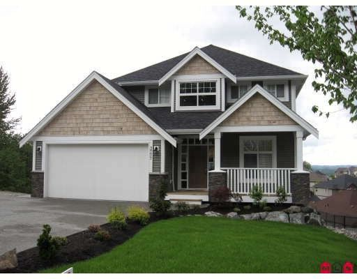 """Main Photo: 3777 LAUREN Court in Abbotsford: Abbotsford East House for sale in """"Sandyhill"""" : MLS®# F2814862"""