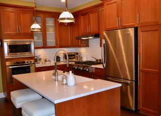 """Photo 8: 1973 W 33RD Avenue in Vancouver: Quilchena Townhouse for sale in """"MacLure Walk"""" (Vancouver West)  : MLS®# R2338091"""