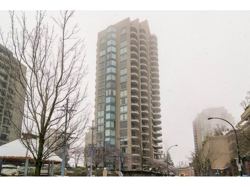 Main Photo: 1503 719 Princess Street in New Westminster: Uptown NW Condo for sale : MLS®# R2126556