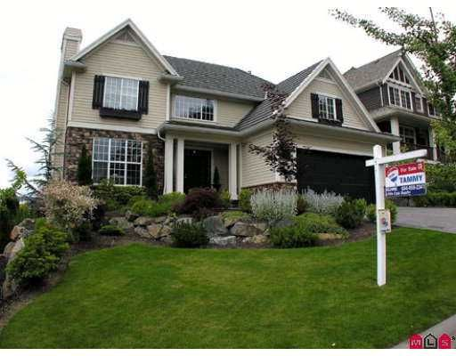 Main Photo: 35386 Gingerhills Drive in Abbotsford: Abbotsford East House for sale : MLS®# F2716709