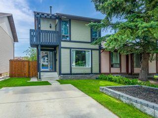 Photo 1: 4108 58 Street NE in Calgary: Temple Semi Detached for sale : MLS®# A1114394