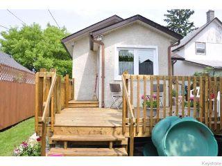 Photo 19: 486 Riverton Avenue in WINNIPEG: East Kildonan Residential for sale (North East Winnipeg)  : MLS®# 1518051