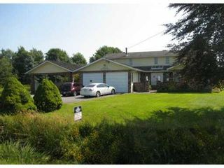 Photo 1: 10040 PALMBERG Road in Richmond: East Richmond House for sale : MLS®# V961754