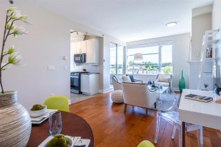 """Photo 6: 613 2655 CRANBERRY Drive in Vancouver: Kitsilano Condo for sale in """"NEW YORKER"""" (Vancouver West)  : MLS®# R2581568"""