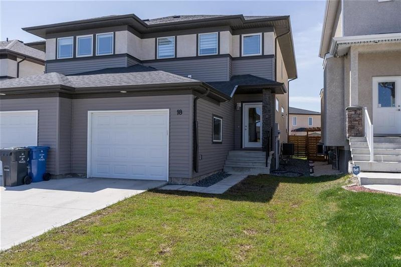 FEATURED LISTING: 18 Donna Wyatt Way Winnipeg