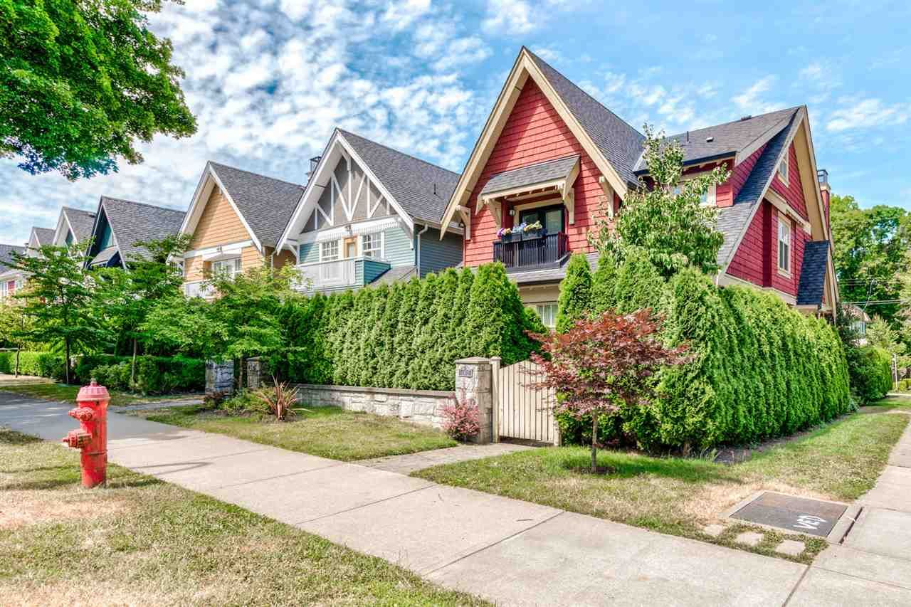 """Photo 19: Photos: 3175 YUKON Street in Vancouver: Mount Pleasant VW 1/2 Duplex for sale in """"Heritage at Cambie Village"""" (Vancouver West)  : MLS®# R2189433"""