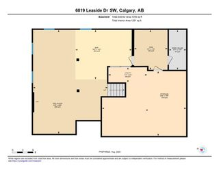 Photo 46: 6918 LEASIDE Drive SW in Calgary: Lakeview Detached for sale : MLS®# A1023720