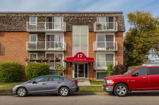 Photo 1: 104 17 13 Street NW in Calgary: Hillhurst Apartment for sale : MLS®# A1058350