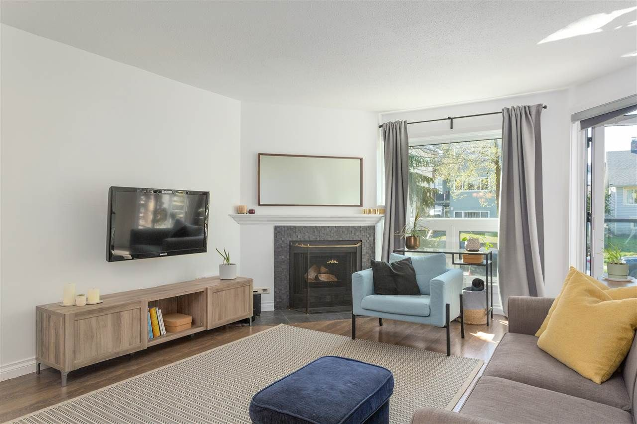 "Main Photo: 207 607 E 8TH Avenue in Vancouver: Mount Pleasant VE Condo for sale in ""Mirasol"" (Vancouver East)  : MLS®# R2567784"