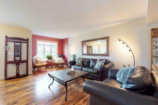 Photo 3: 120 Cy Becker BLVD in Edmonton: House Half Duplex for sale : MLS®# E4182256