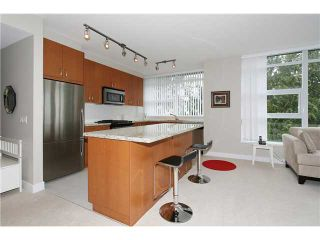 "Photo 4: #601 9188 UNIVERSITY CR in Burnaby: Simon Fraser Univer. Condo for sale in ""ALTAIRE"" (Burnaby North)  : MLS®# V851442"