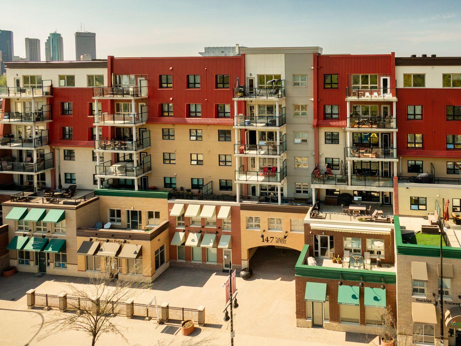 Main Photo: 608 147 Provencher Boulevard in Winnipeg: St Boniface House for sale (2A)  : MLS®# 202010953