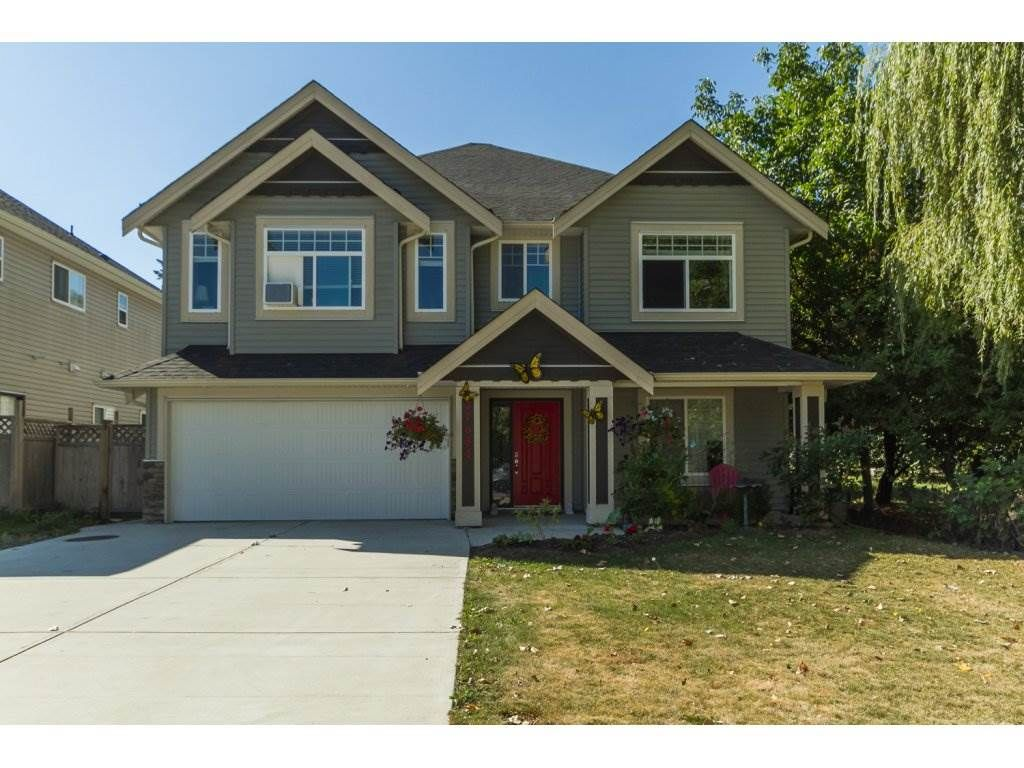 """Main Photo: 27684 LANTERN Avenue in Abbotsford: Aberdeen House for sale in """"Abbotsford Station"""" : MLS®# R2103364"""