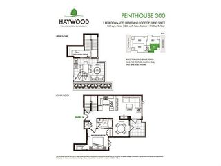 "Photo 13: 300 2432 HAYWOOD Avenue in West Vancouver: Dundarave Condo for sale in ""THE HAYWOOD"" : MLS®# V1110877"