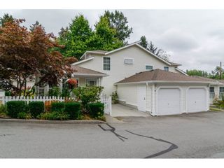 """Photo 1: 8 6537 138 Street in Surrey: East Newton Townhouse for sale in """"Charleston Green"""" : MLS®# R2105934"""